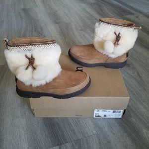 UGG Brie Waterproof Boots.
